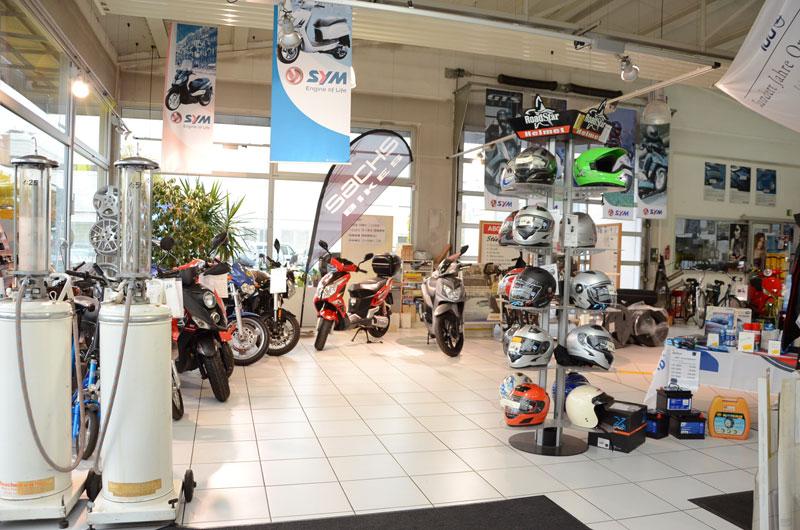 Unser Autohaus in Eschelbronn